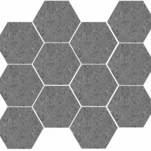 Devon Ombra Hex Mosaic
