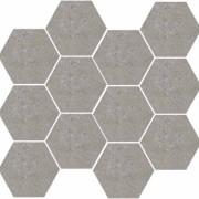 Devon Pietra Hex Mosaic