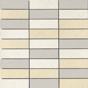 Sand Avorio, Beige, Grigio Mosaic 30x30