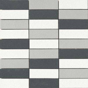 Sand Nero, Grey, Bianco Mosaic 30x30