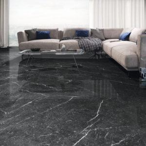 Elegance Marble Black 120x120 Ambient
