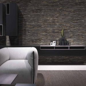 Slate Cladding Wall Vein Ambient
