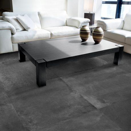 Concrete Carbon 90x90cm Ambient