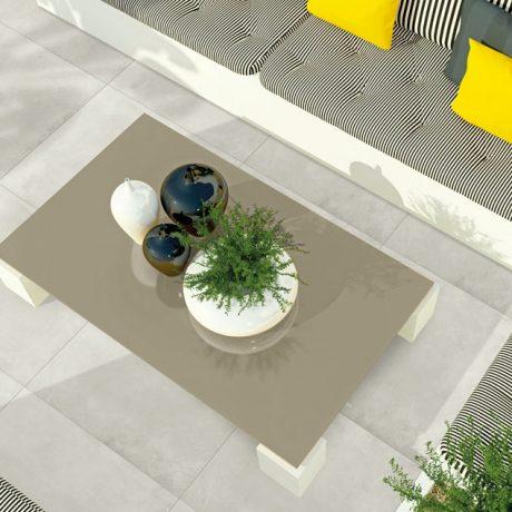 Concrete Ice 60x60cm ambient