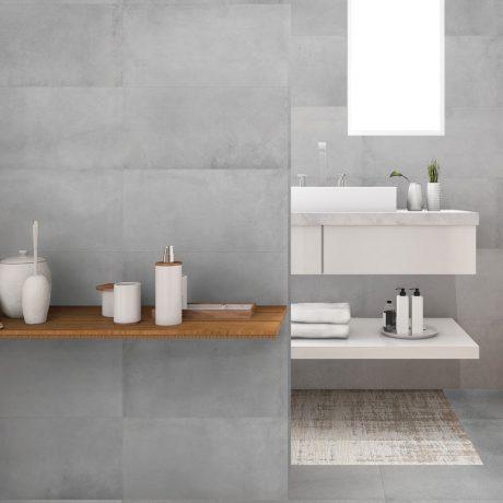 Concrete Ice 90x90 & 30x60cm Ambient