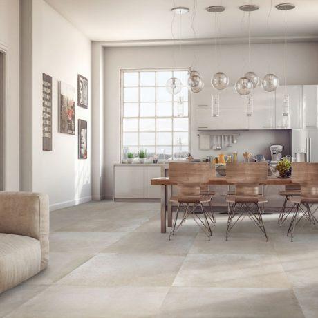 Concrete Sand 90x90cm Ambient