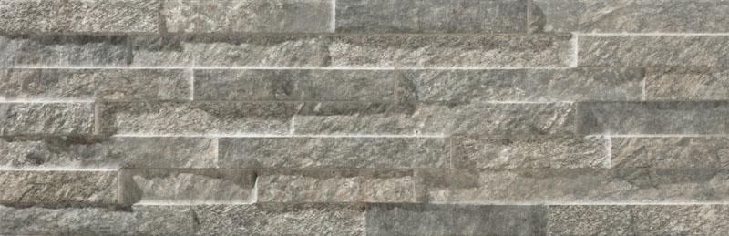 Rock Face Grey 17x52cm