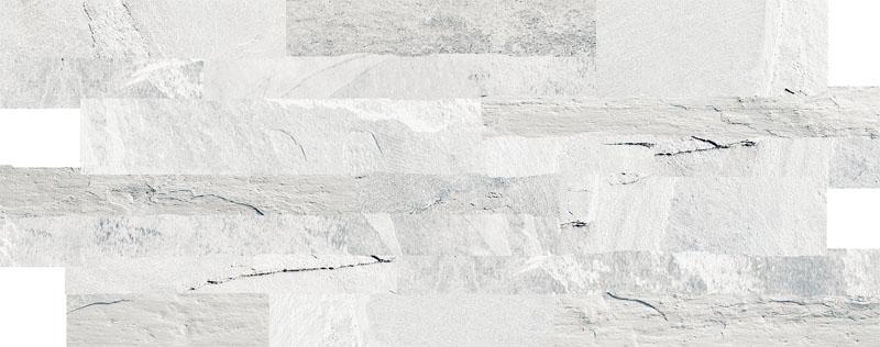 Externo White 16x40cm