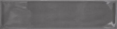 Silks Charcoal 7.5x30cm